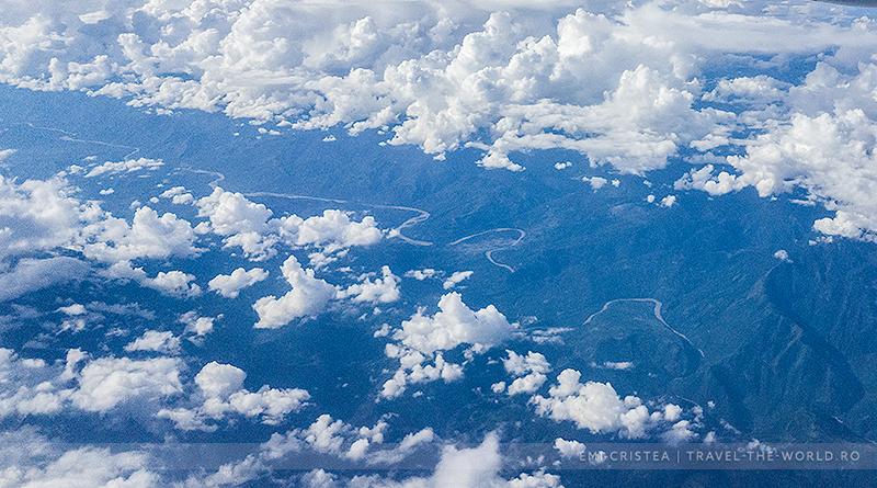 Râul Apurimac, unul dintre izvoarele Amazonului.