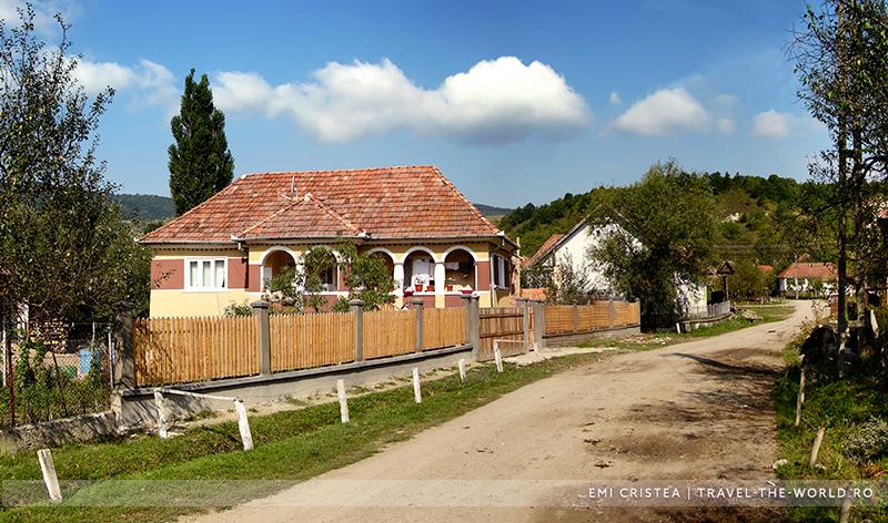 Satul Stâna, casa copilăriei
