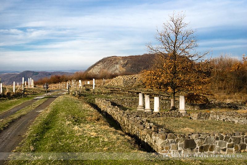 Ruinele romane de la Porolissum