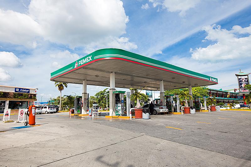 Benzinărie Pemex