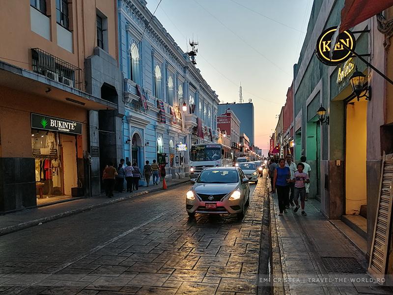 Merida, centro historico